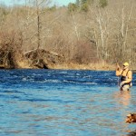 Missouri Fly Fishing the North Fork of the White River