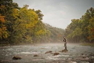 Missouri Fly Fishing Tactics