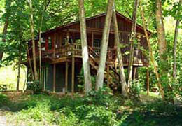 Missouri Ozarks family reunion lodging vacation
