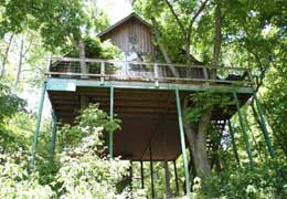 Missouri Treehouse