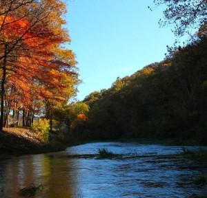 Autumn on Double Springs (aka