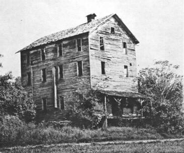 Hammond Mill Missouri