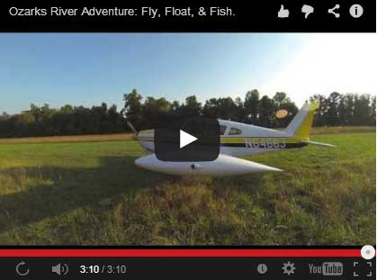 Missouri Guided Fly Fishing Trip