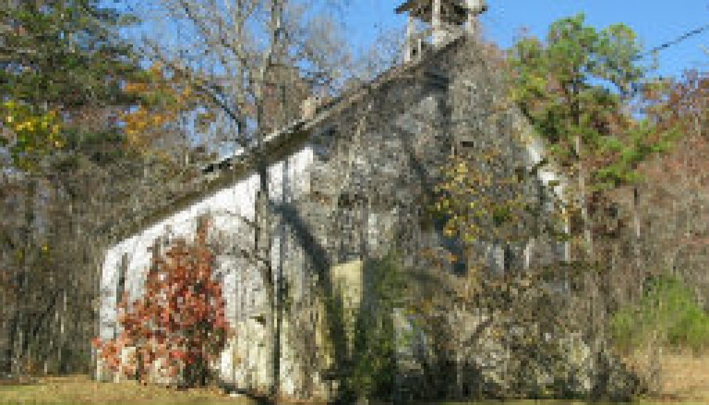 Ozark County RockBrige School Nov 7 08 featured