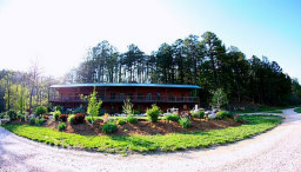 River of Life Farm Office and Restaurant last April 20th featured
