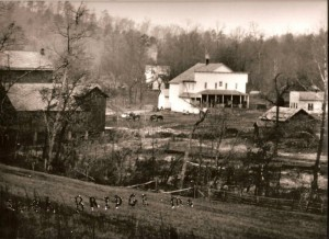 Rockbridge in the late 1880's