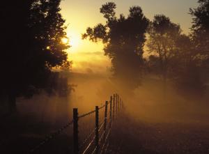September Morning Near Highway H