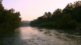 Sundown on the North Fork featured