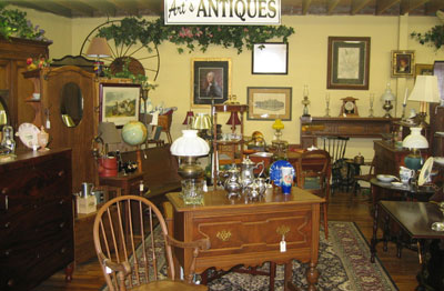 Missouri Ozarks Antiques