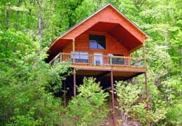 Missouri Ozarks honeymoon romantic vacation