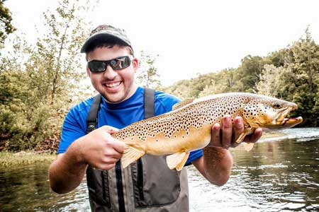 Missouri Fly Fishing - Trout Fishing