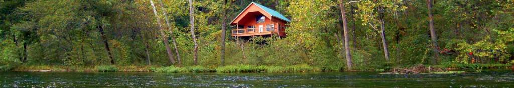 Missouri Treehouse Cabains - Missouri Vacation Links