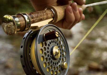 Missouri Trout Fly Fishing Tackle