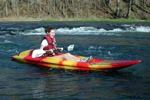 Missouri Ozarks kayaking North Fork River