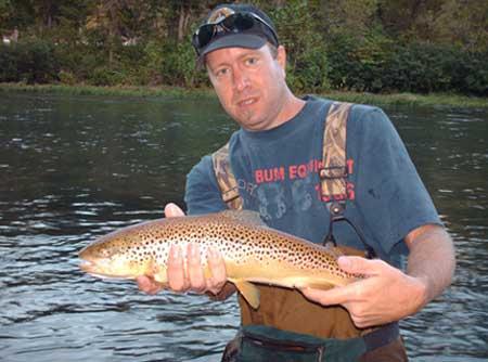 Missouri Fly Fishing Guide Rusty Doughty