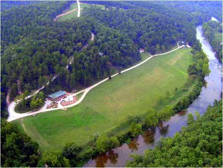 Missouri Treehouse Cabins Family Vacation River of Life Farm