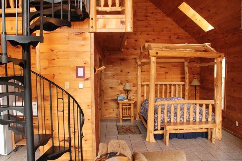 Missouri Treehouse Cabin Family Vacation Ozarks