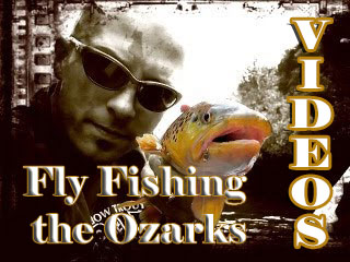 Missouri Fly Fishing Video