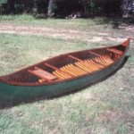 A few more old Wood and Canvas canoe I restored