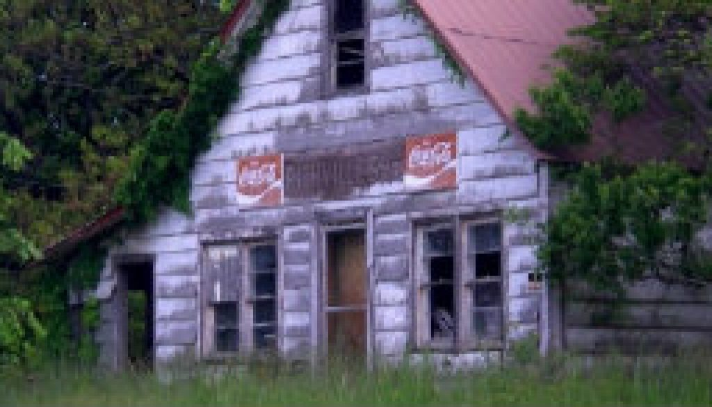 Ghosts of the past times in Ozark County Missouri
