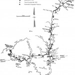 Henry Rowe Schoolcraft explores the North Fork in November 1818