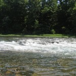 North Fork Falls in June 2008