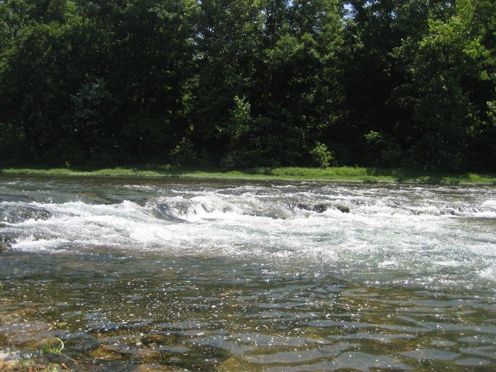 North Fork Falls in June 2008