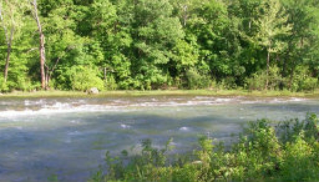 North Fork River (at falls) at 1900-2000 CFS featured