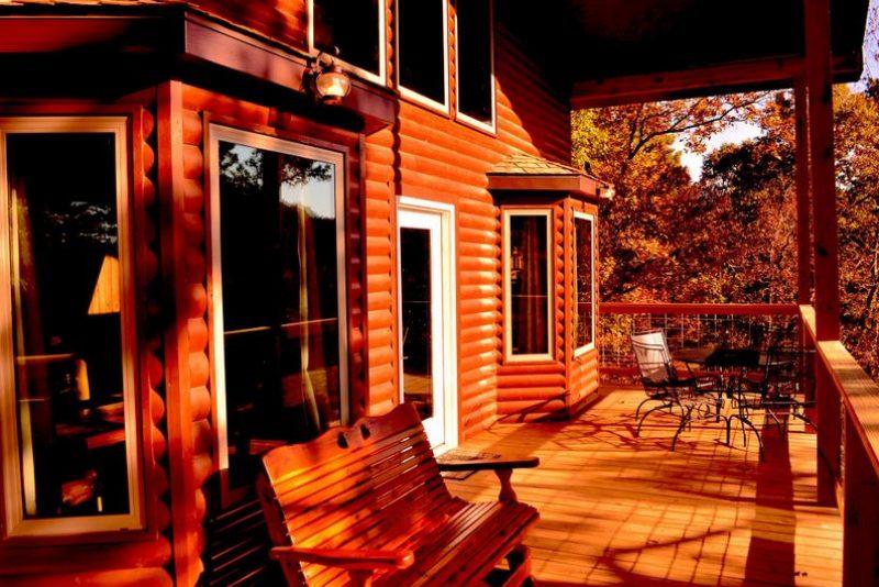 The Redbud Cabin