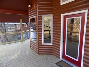 River Rose Missouri Romantic treehouse cabin