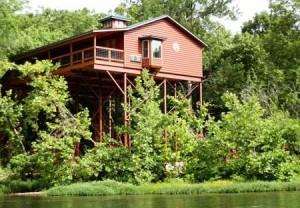 Missouri family vacation River