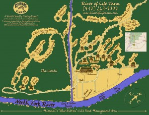 Directions To River Of Life Farm Missouri Ozarks