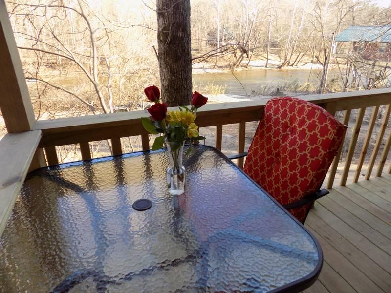 Missouri romantic cabin
