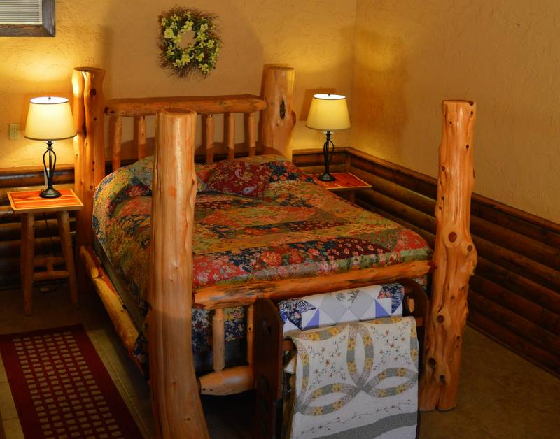 Romantic Cabin Missouri