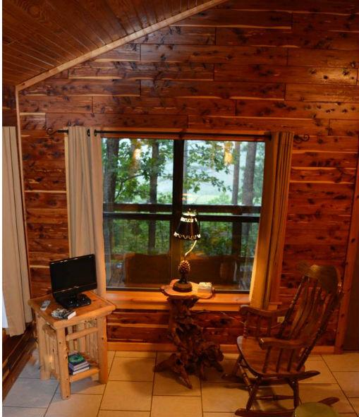 Missouri Romantic Cabins