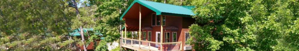 Missouri Vacation treehouse