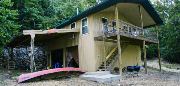 Missouri Family Vacation Trout Loft Cabin