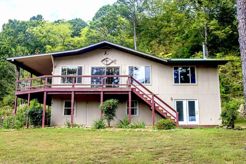 Missouri Family Vacation on the North Fork River