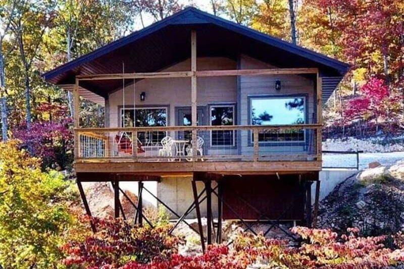 Missouri Romantic Honeymoon Cabin