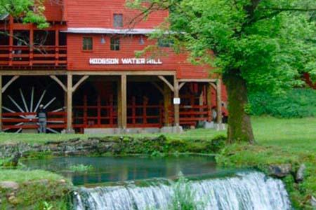 Missouri vacation attractions