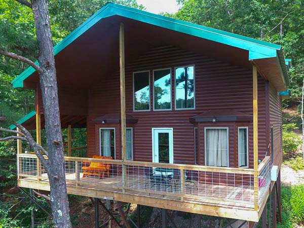 Missouri Family Vacation Red Bud Cabin