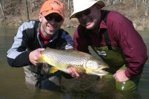 Missouri Fly Fishing Guide Brian Wise