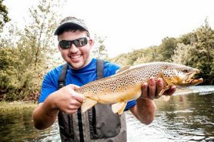 Missouri Fly Fishing North Fork River