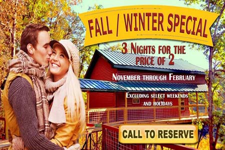 Missouri River of Life Farm Fall Winter Treehouse Sepcial