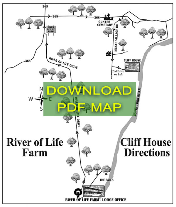 Cliff House Missouri Vacation Rental