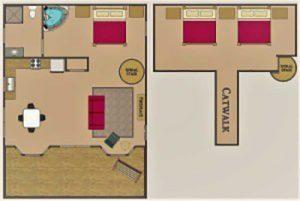 Rio Vista floor plan